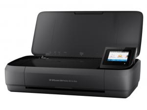 HP OfficeJet 252 mobile AiO hordozható multifunkciós nyomtató