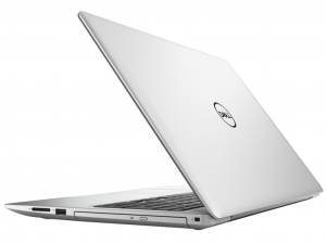 Dell Inspiron 5570 15.6 FHD, Intel® Core™ i5 Processzor-8250U, 8GB, 2TB HDD, AMD Radeon 530 - 2GB, Win10, ezüst notebook