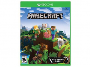 Minecraft Explorer's Pack (Xbox ONe) Játékprogram