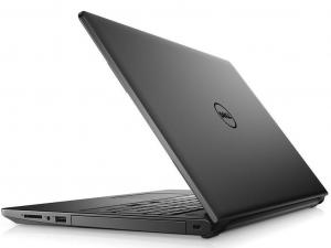 Dell Inspiron 3576 15.6 FHD, Intel® Core™ i7 Processzor-8550U, 8GB, 256GB SSD, AMD Radeon 520 - 2GB, linux, fekete notebook