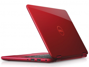 DELL INSPIRON 3168 2IN1 11.6 HD, Intel® PENTIUM N3710 (2.56 GHZ), 4GB, 128GB WIN 10 PIROS