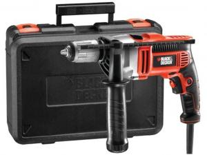 Black & Decker KR806K-QS 850W Ütvefúró kofferben
