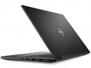 Dell Latitude 7280 12.5 FHD, Intel® Core™ i7 Processzor-7600U, 8GB, 256GB SSD, Win10P, fekete notebook