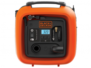 Black & Decker ASI400-XJ Kompresszor 12V 11bar