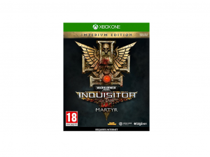 Warhammer 40K Inquisitor Martyr Imperium Edition (Xbox One)