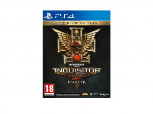 Warhammer 40K Inquisitor Martyr Imperium Edition (PS4)