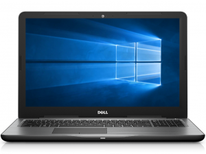 DELL Inspiron 5567 15.6 FHD matt, Intel® Core™ i7 Processzor 7500U (2.7-3.5GHz), 16GB DDR4, 256 SSD, AMD R7 M445 / 4GB GDDR5, DVD, 10/100 LAN, HDMI v1.4a, 2db USB 3.0, 1db USB 2.0, 802.11ac WiFi, BT4.2, 3cell, backlit keyboard, Fekete, Win10H (INSP5567-59)