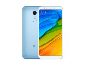 Xiaomi Redmi 5 Plus Dual Sim 64GB 3GB RAM Blue