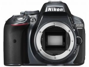 Nikon D5300 Fekete DSLR Váz