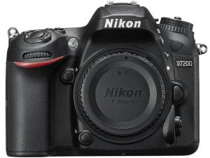 Nikon D7200 DSLR váz