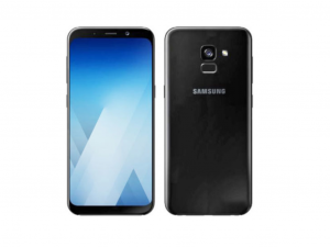 Samsung Galaxy A6 (2018) A600 Dual Sim 32GB Black