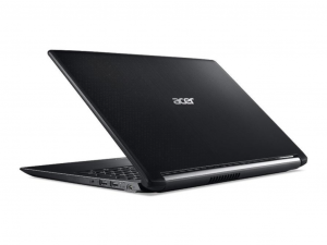 Acer Aspire 5 A515-51G-3632 15.6 FHD IPS, Intel® Core™ i3 Processzor-8130U, 4GB, 1TB HDD, NVIDIA GeForce MX150 - 2GB, linux, fekete notebook