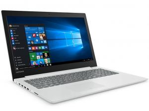 Lenovo IdeaPad 320 80XV00YCHV 15.6 FHD, AMD A9-9420, 4GB, 256GB SSD, AMD Radeon 520M - 2GB, Dos, fehér notebook
