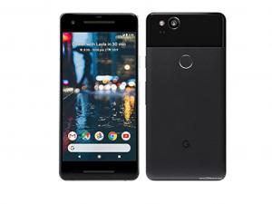 Google Pixel 2 64GB Black (KORLÁTOZOTT GARANCIA)