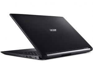 Acer Aspire A515-51G-57H8 15.6 FHD, Intel® Core™ i5 Processzor-8250U, 8GB, 1TB HDD + 128GB SSD, NVIDIA GeForce MX130 - 2GB, linux, fekete notebook