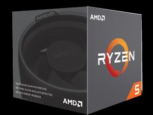 AMD AM4 Ryzen 3 1200 - 3,4GHz - Processzor