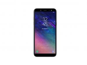 Samsung Galaxy A6 (2018) A600 32GB 3GB Levander színű Okostelefon