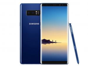 Samsung Galaxy Note 8 N950 64GB 6GB DualSim Kék Okostelefon