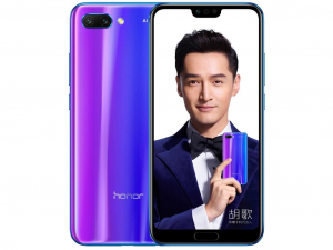 Huawei Honor 10 Dual Sim 128GB Blue - Okostelefon