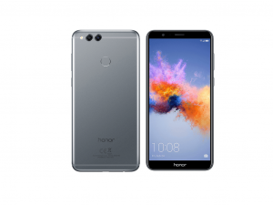 Huawei Honor 7X Dual Sim 64GB Grey - Okostelefon