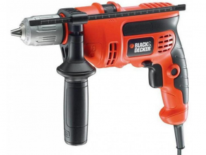Black & Decker CD714CRES-XK 710W Ütvefúró