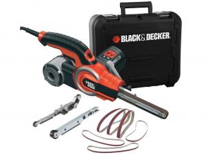 Black & Decker KA902EK-QS Nútcsiszoló + tartozékok kofferben