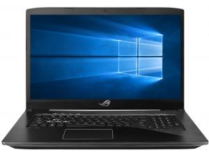 Asus Rog Strix GL702ZC-GC0104T 17,3 FHD IPS, AMD Ryzen 7 1700, 16GB, 256GB SSD + 1TB HDD, AMD Radeon RX580 - 4GB, win10, fekete notebook