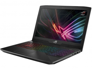 ASUS 15.6 FHD GL553VD-DM1221T - Fekete - Windows® 10 Intel® Core™ i7-7700HQ /2,8GHz - 3,8GHz/, 4GB, 1TB HDD, NVIDIA® GeForce® GTX 1050 4GB, Wifi AC, Bluetooth, DVD íróWebkamera, háttérvilágítású billentyűzet, Windows® 10, Matt kijelző
