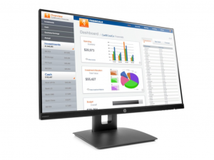 HP VH240A LED monitor