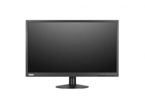 LENOVO MONITOR THINKVISION E24; 23,8 FHD 1920X1080 IPS, 16:9, 1000:1, 250CD/M2, 6MS, VESA, DP, VGA