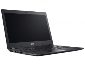 Acer Aspire A315-33-C91C 15.6 HD, Intel® Dual Core™ N3060, 4GB, 128GB SSD, Win10, fekete notebook