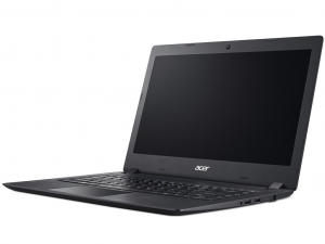 Acer Aspire A314-31-C2TV 14 HD, Intel® Dual Core™ N3350, 4GB, 500GB HDD, linux, fekete notebook