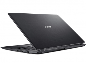 Acer Aspire A315-33-C2DX 15.6 HD, Intel® Dual Core™ N3060, 4GB, 128GB SSD, linux, fekete notebook