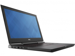 Dell Inspiron G5 5587 15.6 FHD, Intel® Core™ i7 Processzor-8750H, 16GB, 1TB HDD + 256GB SSD, NVIDIA GTX 1060 - 6GB, linux, fekete notebook