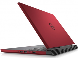 Dell G5 5587 15.6 FHD, Intel® Core™ i5 Processzor-8300H, 8GB, 1TB HDD + 128GB SSD, NVIDIA GeForce GTX 1050Ti - 4GB, linux, piros notebook