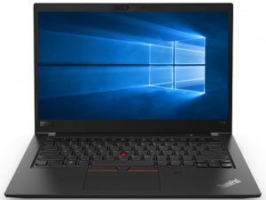Lenovo Thinkpad T480S 14 FHD, Intel® Core™ i5 Processzor-8250U, 8GB, 256GB SSD, Win10P, fekete notebook