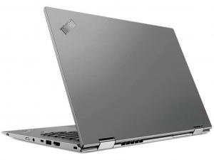Lenovo Thinkpad X1 Yoga 3 14 WQHD Touch, Intel® Core™ i5 Processzor-8250U, 8GB, 512GB SSD, WWAN, Win10P, ezüst notebook