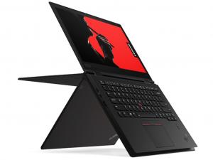 Lenovo Thinkpad X1 Yoga 3 14 WQHD HDR Touch, Intel® Core™ i7 Processzor-8550U, 16GB, 512GB SSD, WWAN, Win10P, fekete notebook