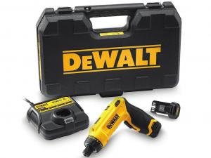 DeWALT DCF680G2-QW Mozgás aktivált csavarozó kofferben
