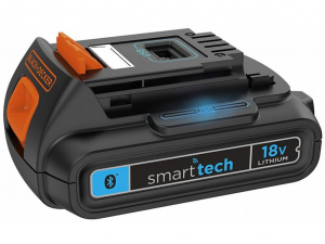 Black & Decker BL1518ST-XJ 18V 1.5Ah Smart Tech akkumulátor
