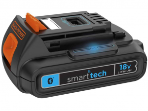 Black & Decker BL2018ST-XJ 18V 2Ah Smart Tech akkumulátor