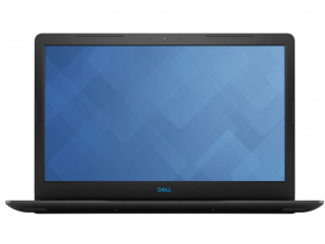 Dell Inspiron G3 3779 3779FI7UC1 17.3 FHD IPS, Intel® Core™ i7 Processzor-8750H, 16GB, 256GB SSD + 2TB HDD, NVIDIA GeForce GTX 1060 - 6GB, linux, fekete notebook