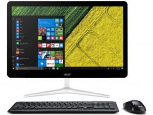 Acer Aspire Z24-880 23.8 FHD, Intel® Core™ i3 Processzor-7100T, 8GB, 1TB HDD + 128GB SSD, Win10 AiO asztali gép