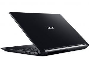 Acer Aspire 7 A715-72G-73QB 15.6 FHD IPS, Intel® Core™ i7 Processzor-8750H, 8GB, 1TB HDD, NVIDIA GeForce GTX 1050TI - 4GB, linux, fekete notebook