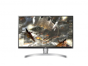 LG 27UK650-W - 4K IPS monitor
