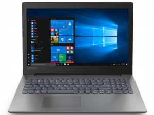 Lenovo Ideapad 330 81D100ALHV 15.6 HD, Intel® Dual Core™ N4000, 4GB, 1TB HDD, Win10, fekete notebook