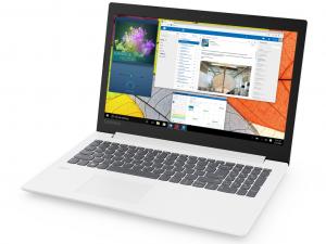 Lenovo Ideapad 330-15IGM 81D100ABHV 15.6 HD, Intel® Dual Core™ N4000, 4GB, 500GB HDD, Win10, fehér notebook