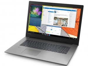 Lenovo Ideapad 330-15IGM 81D100AKHV 15.6 HD, Intel® Pentium Quad Core™ N5000, 4GB, 128GB SSD, Win10H, fekete notebook