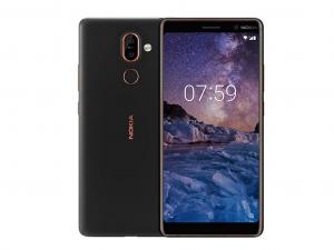 Nokia 7 Plus Black - Okostelefon