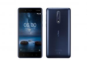 Nokia 8 64GB LTE Tempered Blue - Okostelefon